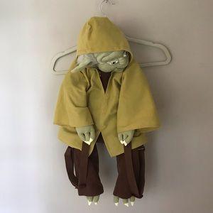 Disney World Yoda Backpack